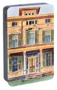Italianate House Ny Portable Battery Charger