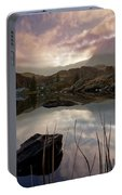Llyn Ogwen Sunset Portable Battery Charger