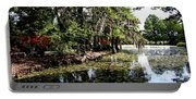 Magnolia Plantation Gardens Portable Battery Charger