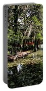Magnolia Plantation Gardens Portable Battery Charger