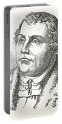 Martin Luther  Portable Battery Charger