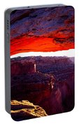Mesa Arch Sunrise 2 Portable Battery Charger