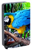 Parrot Greeting Card Portable Battery Charger