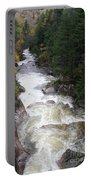 Pemigewasset River Franconia Notch Portable Battery Charger