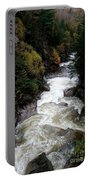 Pemigewasset River White Mountains Portable Battery Charger