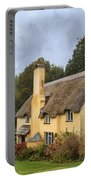 Picturesque Thatched Roof Cottage In Selworthy Portable Battery Charger