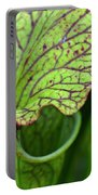 Pitcher Plants Portable Battery Charger