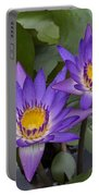 Purple Companions Portable Battery Charger