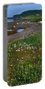 Rocky Harbour In Gros Morne Np-nl Portable Battery Charger