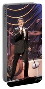 Singer Michael Buble Portable Battery Charger