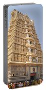 Sri Chamundeswari Temple Portable Battery Charger