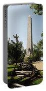 Tercentennial Jamestown Monument Portable Battery Charger