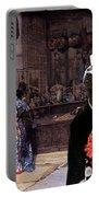 Thai Ridgeback Art Canvas Print Portable Battery Charger