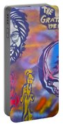 The Grateful Dead Portable Battery Charger