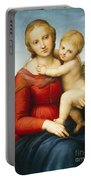 The Small Cowper Madonna Portable Battery Charger