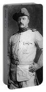 Theodore Roosevelt Portable Battery Charger