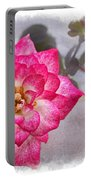 Thumbelina Rose - Miniature Rose Portable Battery Charger