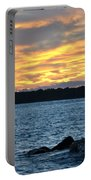 001 Awe In One Sunset Series At Erie Basin Marina Portable Battery Charger