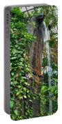 001 Falling Waters For The Cactus Lover In You Buffalo Botanical Gardens Series Portable Battery Charger