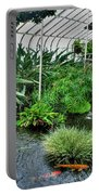 001 Within The Rain Forest Buffalo Botanical Gardens Series Portable Battery Charger