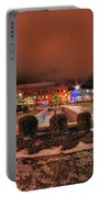 0010 Christmas Light Show At Roswell Series Portable Battery Charger
