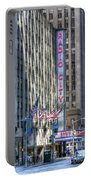 0010 Radio City Music Hall Portable Battery Charger