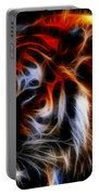 0012 Siberian Tiger Portable Battery Charger
