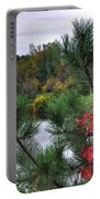 0013 Hoyt Lake Autumn 2013 Portable Battery Charger