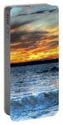0015 Awe In One Sunset Series At Erie Basin Marina Portable Battery Charger