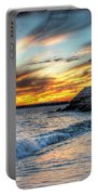 0016 Awe In One Sunset Series At Erie Basin Marina Portable Battery Charger