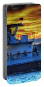 0017 Awe In One Sunset Series At Erie Basin Marina Portable Battery Charger