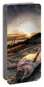002 After The Ice Melts Erie Basin Marina Series Portable Battery Charger