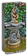 002 Fountain Buffalo Botanical Gardens Series Portable Battery Charger