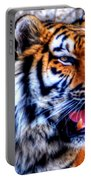 002 Siberian Tiger Portable Battery Charger