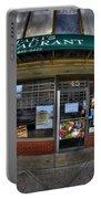 0027 Takis Restaurant  Portable Battery Charger