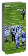 003 Buffalo Bills Vs Jets 30dec12 Portable Battery Charger