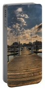 003 Erie Basin Marina D Dock Portable Battery Charger