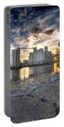 003 General Mills At Sunset Portable Battery Charger