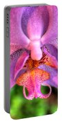 003 Orchid Summer Show Buffalo Botanical Gardens Series Portable Battery Charger