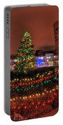 004 Christmas Light Show At Roswell Series Portable Battery Charger