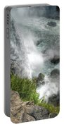 004 Niagara Falls Misty Blue Series Portable Battery Charger