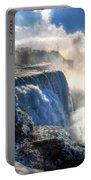 004 Niagara Falls Winter Wonderland Series Portable Battery Charger
