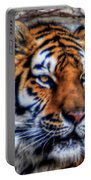 004 Siberian Tiger Portable Battery Charger