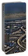 0041 After The Nov 2014 Storm Buffalo Ny Portable Battery Charger