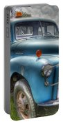 0042 Old Blue 2 Portable Battery Charger