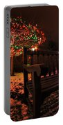 005 Christmas Light Show At Roswell Series Portable Battery Charger