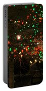 007 Christmas Light Show At Roswell Series Portable Battery Charger
