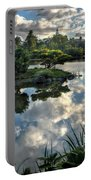007 Delaware Park Japanese Garden Mirror Lake Series Portable Battery Charger