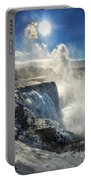 007 Niagara Falls Winter Wonderland Series Portable Battery Charger