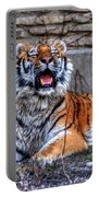 007 Siberian Tiger Portable Battery Charger